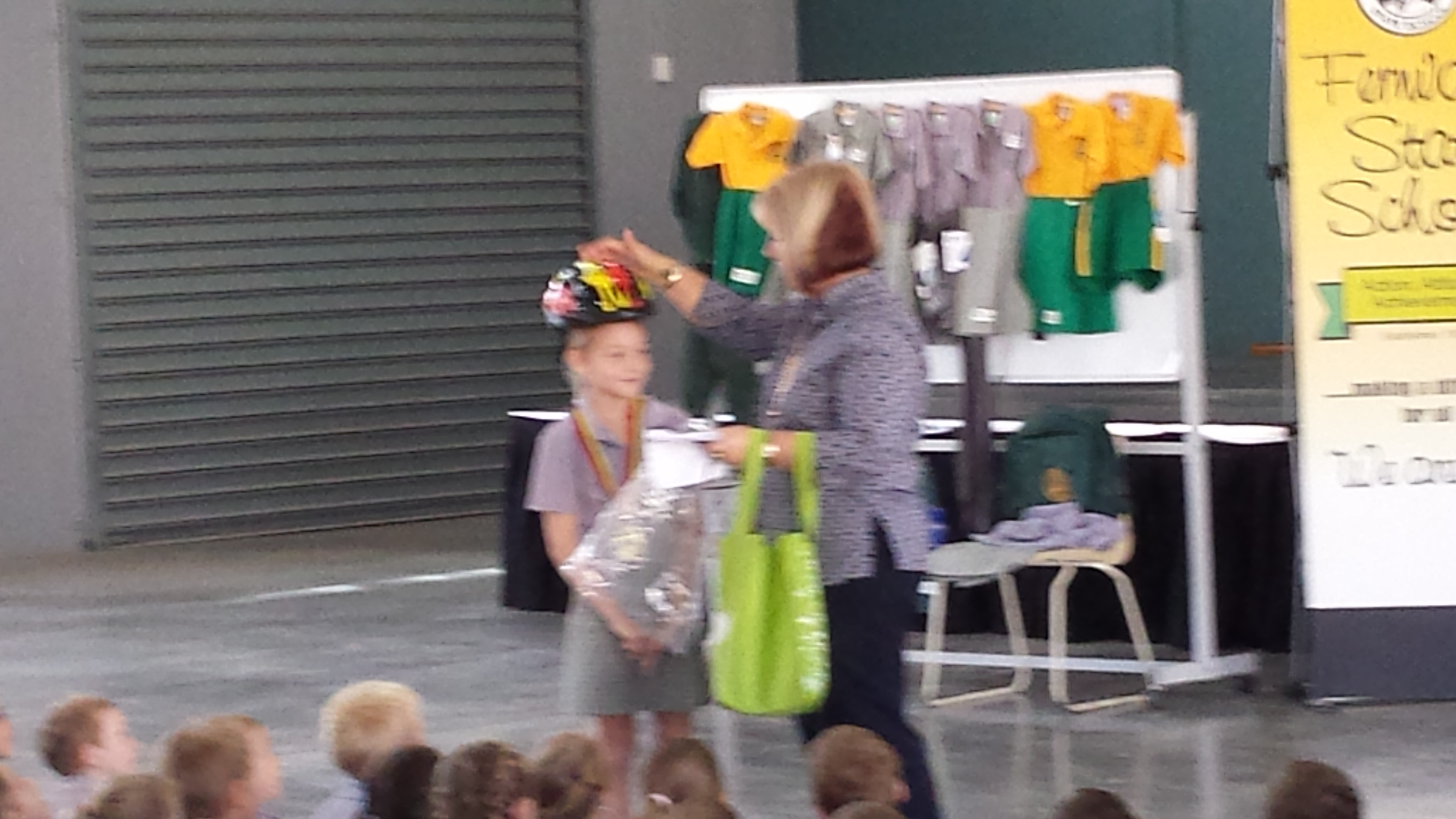 Maddison wins NAIDOC competition